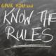 Datti delle regole